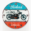 Horloge Murale California Riders Vintage Coconut - Photo 3
