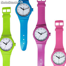Horloge Murale Coloured Watch