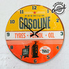 Horloge Murale Gasoline Vintage Coconut - Photo 1