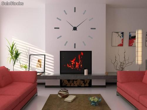 horloge murale g ante. Black Bedroom Furniture Sets. Home Design Ideas