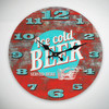 Horloge Murale Ice Cold Beer