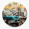 Horloge Murale Las Vegas Vintage Coconut - Photo 3