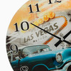 Horloge Murale Las Vegas Vintage Coconut - Photo 4