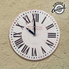 Horloge Murale Remember Vintage Coconut