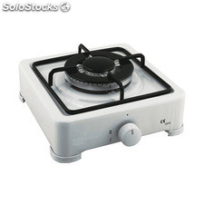 Hornillo de Gas Vitrokitchen 150BB 3600W Blanco