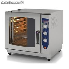 Horno 7 gn 1/1 analogico inoxtrend compact