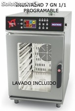 Horno 7 gn 1/1 inoxtrend 51 digital
