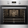 Horno convencional ELECTROLUX EOC3430FOX multifunción abatible display LED 72