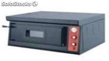 Horno de 4 pizza rustico simple 91X71X43 cm industrial