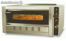 Horno de pizza a gas