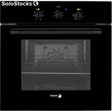 Horno fagor 6H-114AN multifuncion, negro