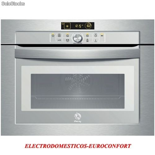 Horno microondas balay 3hw459x for Microondas integrable
