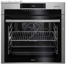 Horno Multifunción Aeg BSE782320M 73 L Touch Control 53 dB 3500W Negro Acero