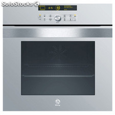 Horno pirolítico balay 3HB560XCT 57 l touch control 3580W gris acero