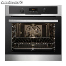 Horno Pirolítico Electrolux EOC5651GOX 74 L LCD 3500W Negro Acero inoxidable