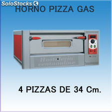Horno Pizza a gas G4 difri