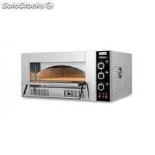 Horno pizza gas movilfrit