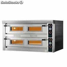 Horno pizza pl-6+6W 230-400/50-60/3N