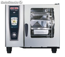 Horno rational 6 bandejas GN 1/1 a Gas