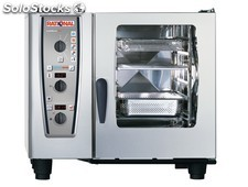 Horno rational combi master 6 gn 1/1