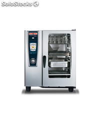 Horno Rational Combi Master Plus - Modelo 101 a gas (10 gn 1/1)