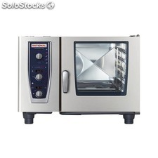 Horno rational CombiMaster® Plus 62 gas