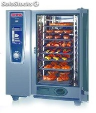 Horno Rational gas