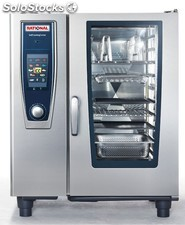 Horno rational scc gas 10 gn 1/1