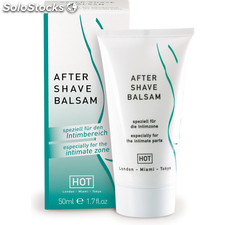 Hot after shave balsamo 50 ml - hot - 4042342000313 - 44052