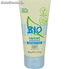 Hot bio lubricante sensitive 50 ml - hot - bio - 4042342004267 - 44160