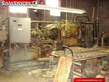 Hot chamber die casting machine lester 450 ton