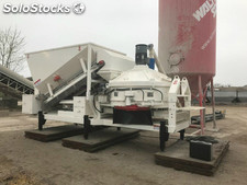 Hot discounts on mobile concrete plants from Scandinavia!