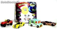 Hot Wheels. Coches veloces