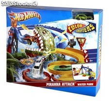 Hot Wheels Color Shifters, Piranha Attack