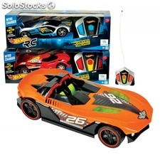 Hot wheels nitro charger rc