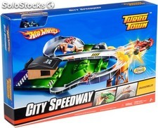 Hot Wheels. Pista City Speedway