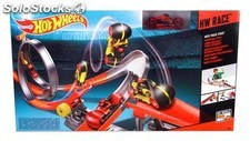 "Hot Wheels. Pista de motos ""Curvas Rápidas"""