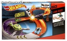 "Hot Wheels. Pista volcánica ""Lava race"""