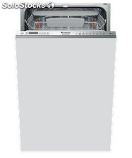 Hotpoint LSTF 9M124 C EU Totalmente integrado 10places A++ Color blanco