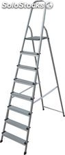Household Ladder Aluminium - 8 degraus - 1.70M