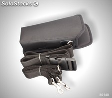 Housse holster terminal code barre Psion Omnii XT15