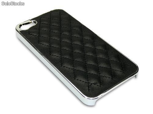 Housse protection sandberg pour iphone 5 cuir for Housse cuir iphone 5