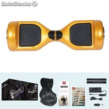 Hoverboard elettrico scooter balance monopattino 2RUOTE skateboard 6.5 gold