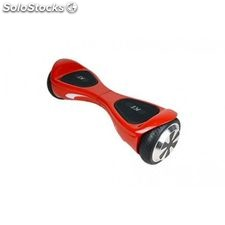 Hoverboard evolution rojo