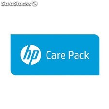 HP - 1 year Post Warranty Next business day Exchange Scanjet 5000 Hardware