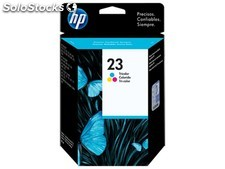 Hp 23 tricolor cartucho de tinta original c1823d