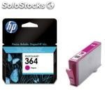 Hp 364 magenta ink cartridge, magenta, 5 - 80%, -40 - 70 °c, photosmart