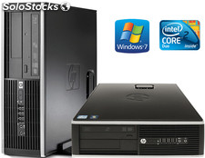 HP 6000 Pro Core 2 Duo E8400 4Gb 250Gb Win7 Prof. 64bits Sobremesa