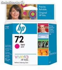 HP 72 69 ml Magenta Ink Cartridge with Vivera Ink C9399A PMR03-802388