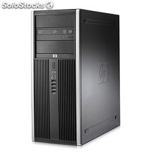 Hp 8000 Elite tower Core 2 Duo E8400 3.00 GHz 1333 MHz 4096Mb DDR3 hdd 250GB DVD